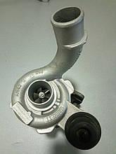 Восстановленная турбина Opel Vivaro, Renault Trafic 1.9. 751768-5004S, 751768-5003S, 751768-0001, 717345-0002