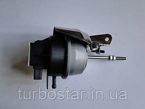 Вакуумно-электронный клапан турбины, актуатор турбины, вакуум турбины,клапан турбины BV43E-1