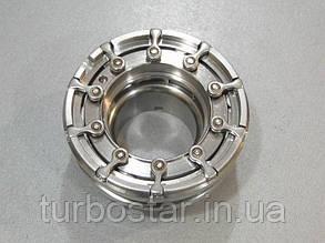 Геометрия турбины BV43, 3000-016-056, VW 2.0D, 53039700132, 53039700133, 53039700140, 53039700122
