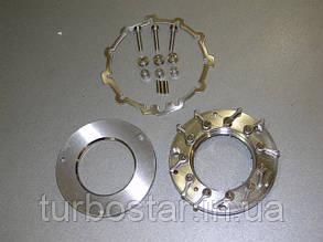 Геометрия турбины GT17, 3000-016-017, AUDI, VW, SKODA, SEAT, 1.9D, 454231-0002, 454231-0006