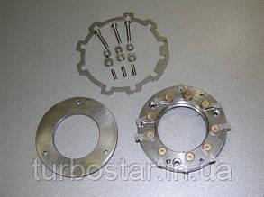 Геометрия турбины GT17-1, 3000-016-005, AUDI, VW, SEAT, 1.9D, 454161-0001, 701855-0005, 700447-0003