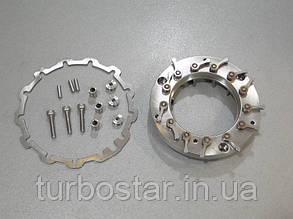 Геометрия турбины GT22-1, 750001-0001, TOYOTA 4.2D
