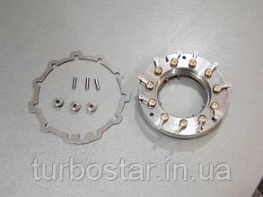 Геометрия турбины GTB1756, 765314-0003, 765314-0004, AUDI 2.7 TDI