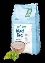 Green Petfood InsectDog Sensitive Adult безглютеновый корм для чувствительного пищеварения 10 кг