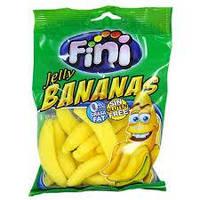 Мармеладні цукерки Fini Jelly Bananas , 100 г