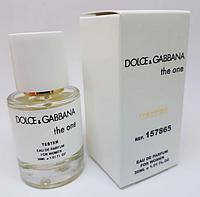 Dolce Gabbana The One Women Масляний 30 мл тестер