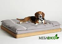 Деревянный лежак для собаки, Лежанка для щенка