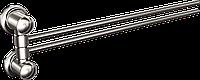 Вешалка для полотенец двойная Andex Classic, 005cc