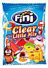 Жевательный мармелад Fini Jelly Clear little mix ,100 г