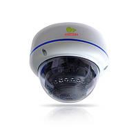 Купольная варифокальная камера с автофокусом IPD-VF2MP-IR AF POE v1.0
