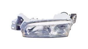 Фара Mazda 626 92-97 (Ge) Sdn Hb левая (Depo) электрич. 4516091E 8DGK51040E