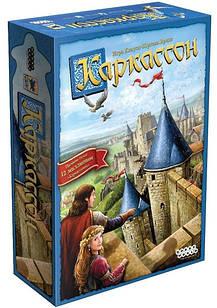 Каркассон. Средневековье (Carcassonne) настольная игра