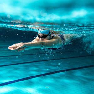 Аксессуары для плавания (очки, маски, купальники, плавки)