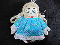 Моя добрая фея, текстильная игрушка ручной работы, в-13 см, 115\85