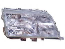 Фара Mercedes C-Class W202 93-96 правая (Depo) пневм. без омывателя 2028201861