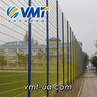 Системи огорожі паркан із сітки секції огорожі
