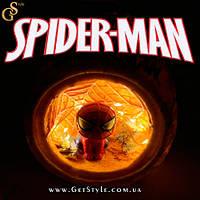 """Нічник Людина-павук в будиночку - """"Spider Home"""""""