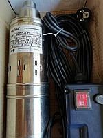 Насос глубинный скважинный MAXIMA 4QGD-0.75 кВТ, с пультом