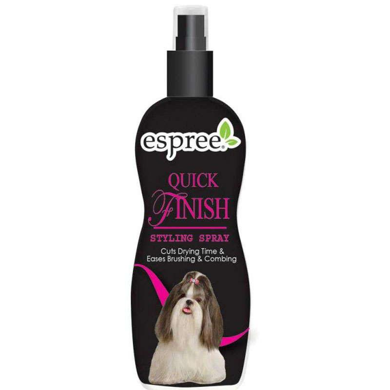 Espree Quick Finish Styling Spray - Косметическое средство для сокращения времени высыхания