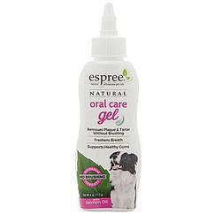ESPREE (Эспри) Natural Oral Care Gel Salmon - Гель для ухода за зубами для собак с маслом лосося