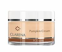 Увлажняюще–регенерирующий крем с тыквой Clarena Pumpkin Cream