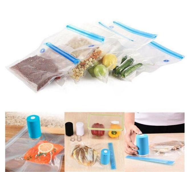 Вакууматор для дома, вакуумный упаковщик бытовой Always Fresh Seal Vac