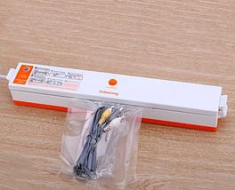 Вакууматор для дома, вакуумный упаковщик бытовой Freshpack Pro QH-01, фото 3