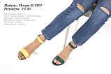 Жіноче взуття з натуральної шкіри. ОПТ., фото 5