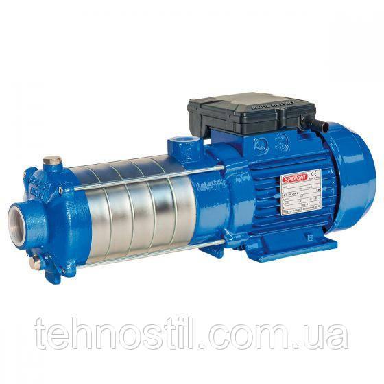 Speroni RXM 4-4 Многоступенчатый насос (9.6 м³, 39.5 м, 0.75 кВт)