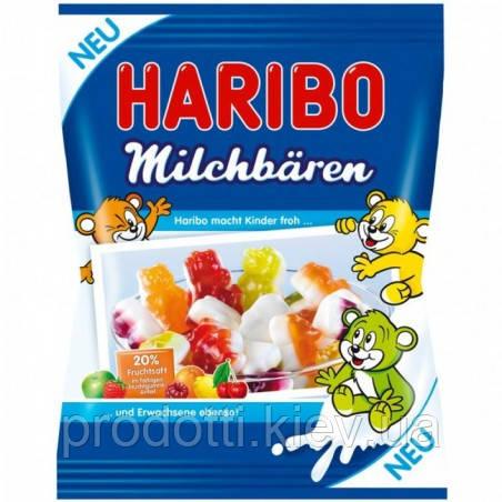 Желейные конфеты Haribo Milchbären , 200 г