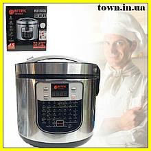Профессиональная мощная мультиварка для дома BITEK BT-00045 (45 программ) Йогуртница, Пароварка