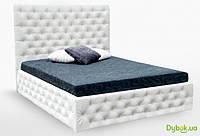Мягкая кровать Дианора 1.6 Подъёмная с каркасом