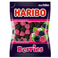 Жувальні цукерки Haribo Berries , 200 г