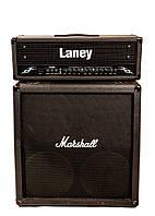 Аренда, прокат гитарного стэка LANEY LX120 HEAD + кабинет MARSHALL MG412A, 300Вт. в Киеве