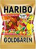 Желейні цукерки Haribo Goldbaren, 200 г