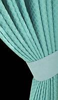 Ткань для штор Андорра текстура 2120,  Турция
