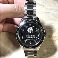 Годинники наручні з логотипом (Національно Поліція України)