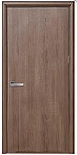 Стандарт - Золотая ольха (60, 70, 80, 90см). Коллекция Колори DeLuxe. Межкомнатные двери Новый Стиль