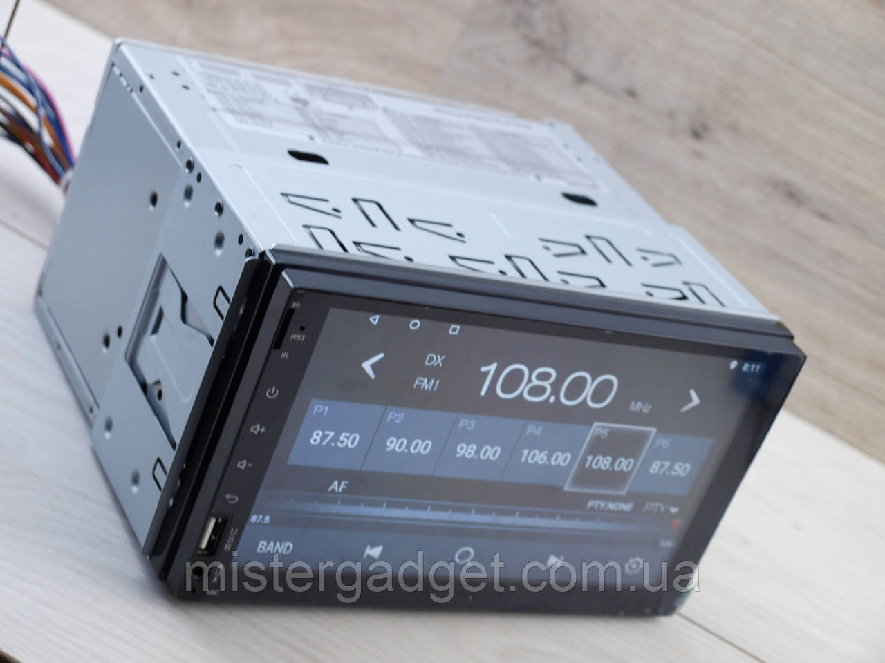 Автомагнитола Pioneer Pi-707 Android GPS 2/16