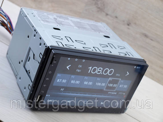 Автомагнитола Pioneer Pi-707 Android GPS 2/16, фото 2