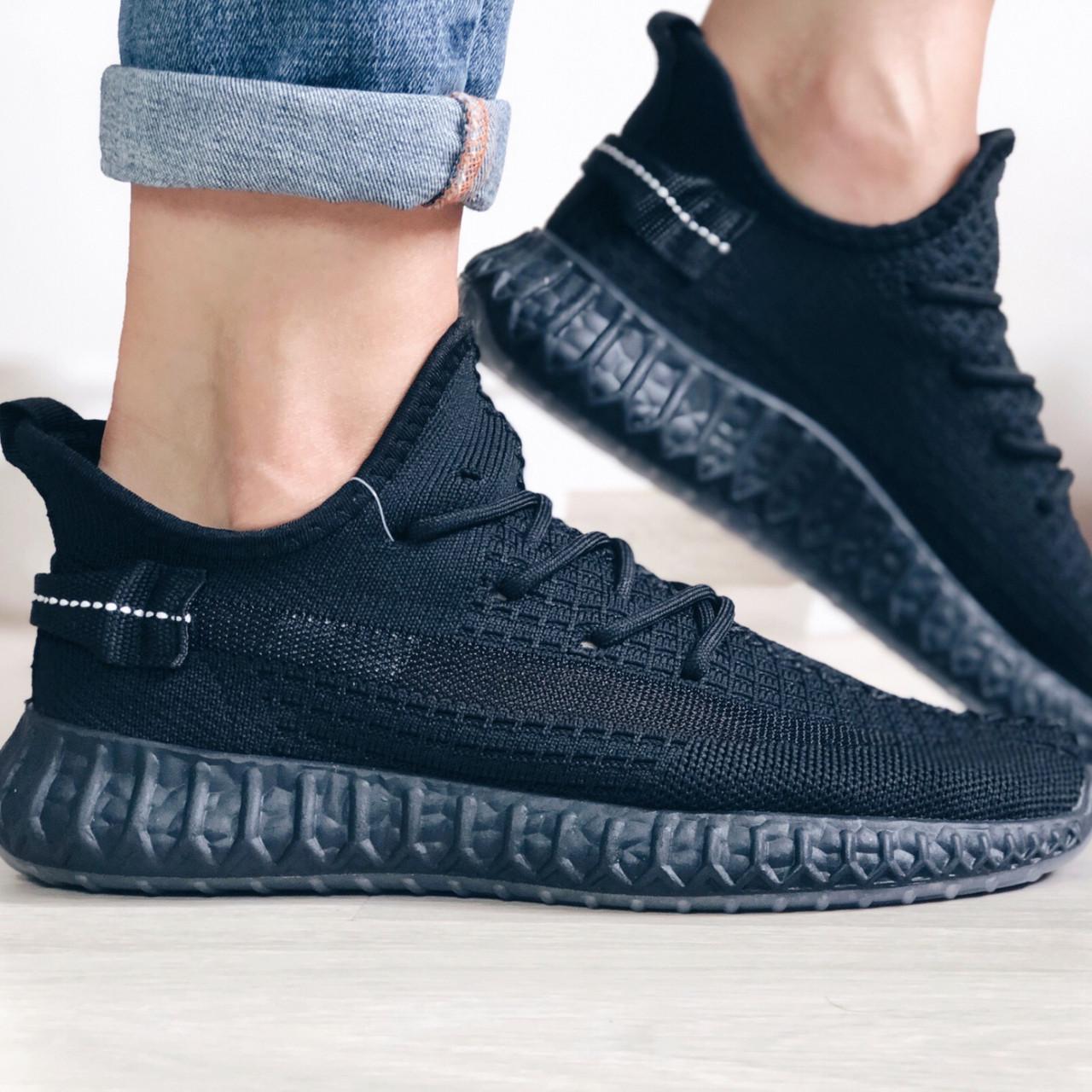 Женские кроссовки в стиле yeezy