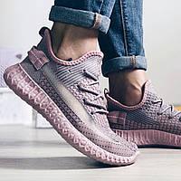Женские кроссовки в стиле yeezy, фото 1