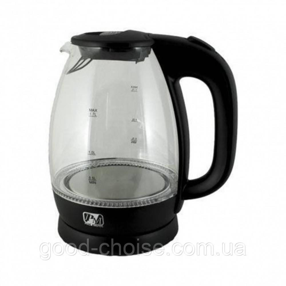 Электрический чайник 1.7 л Promotec PM-824 (2250 Вт) / Электрочайник
