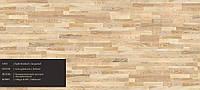 Паркетная доска Grаbo  VIKING Ясень Светлый брашированный (ASH LIGHT BRUSHED), 3-х полостный, лак