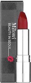 Помада для губ Milowi Beauty In Seoul Colorish Lipstick No.21 (Myungdong Red) 3,5 г (8809136710386)