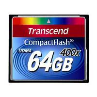 Карта памяти 64Gb Compact Flash 400x