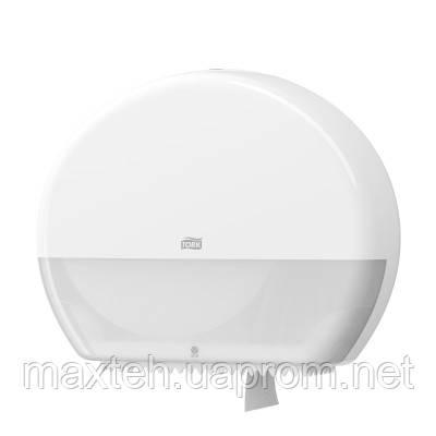 Tork диспенсер для туалетной бумаги в больших рулонах белый