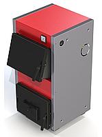 Твердотопливный котел ProTech Econom TT 15 кВт из котловой стали 2 мм с чугунными колосниками