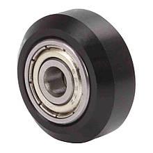 Wheel (Pulley assembly)- внутрішнійшарикопідшипник
