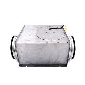 Вентилятор канальний прямокутний для круглих каналів ВКП-ДО 250, фото 2